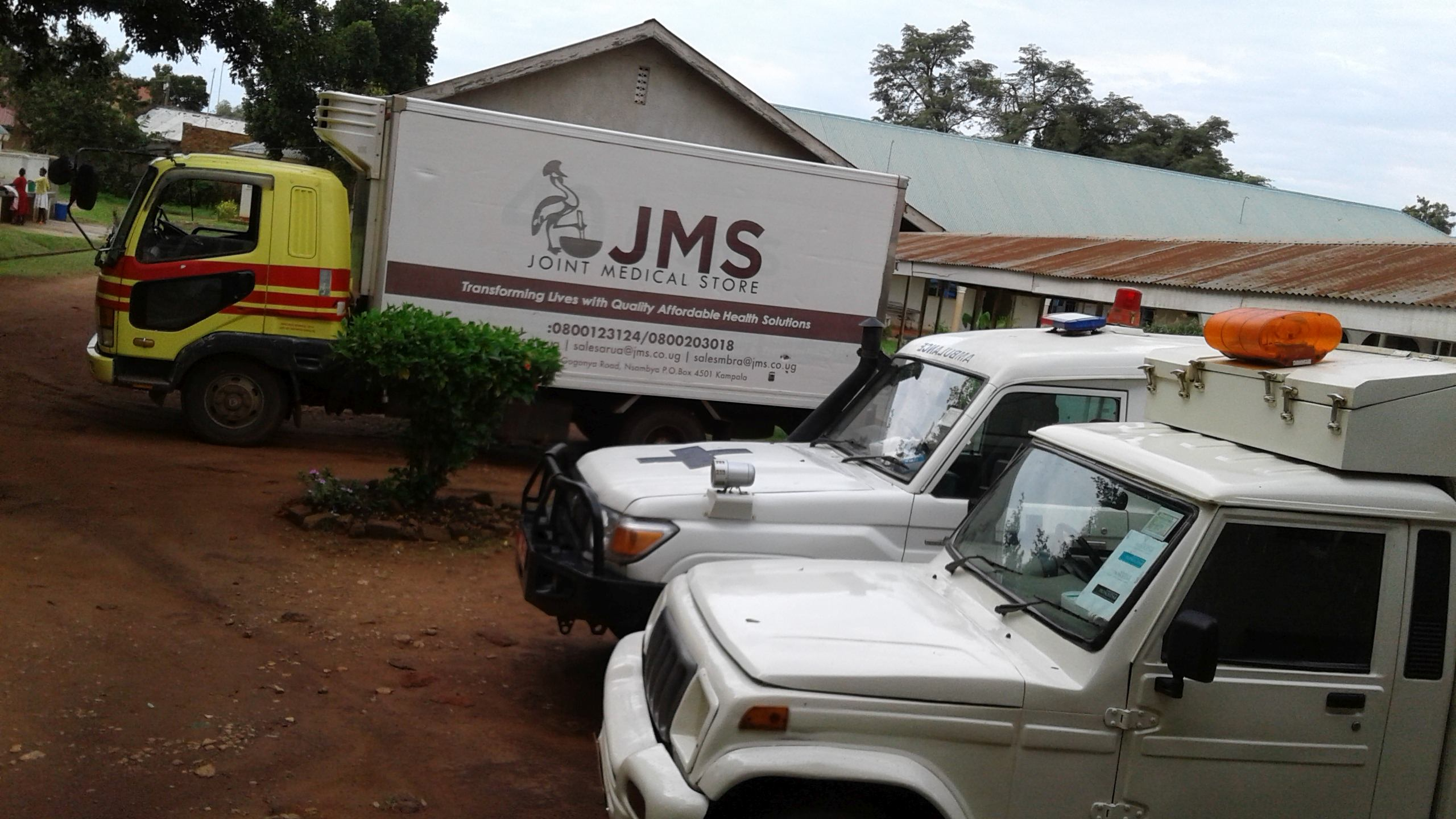 ambulanze e medicinali